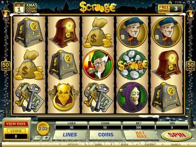 scrooge screenshot
