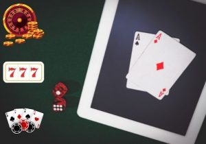 Another disadvantage is the fact that you cannot tell how the dealer is playing the game